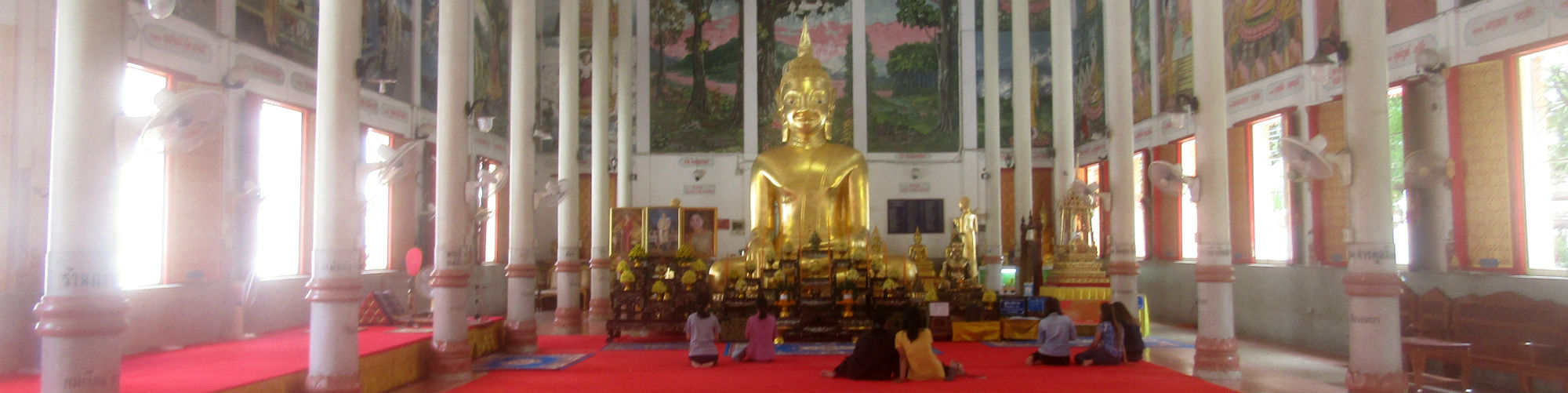 Luang Pho To, Wat Maha Phuttaram, Si Sa Ket
