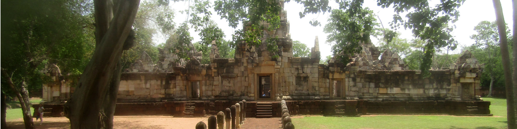 Prasat Sdok Kok Thom, Khok Sung District, Sa Kaeo Province