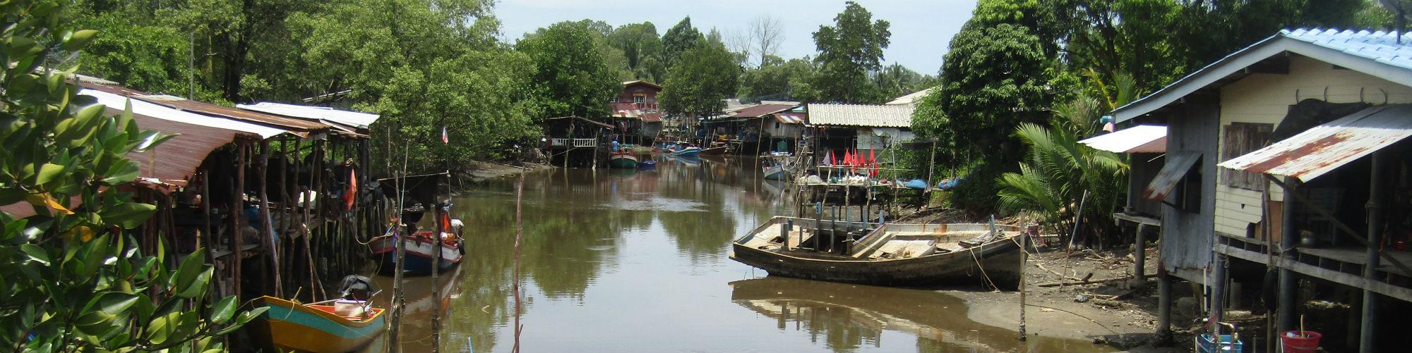 Mai Kut Village, Khlong Yai District, Trat Province