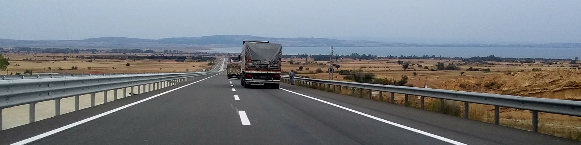 Heading the Gallipoli Peninsula, Tekirdağ Province