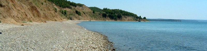 Anzac Cove, Gallipoli Peninsula, Çanakkale Province