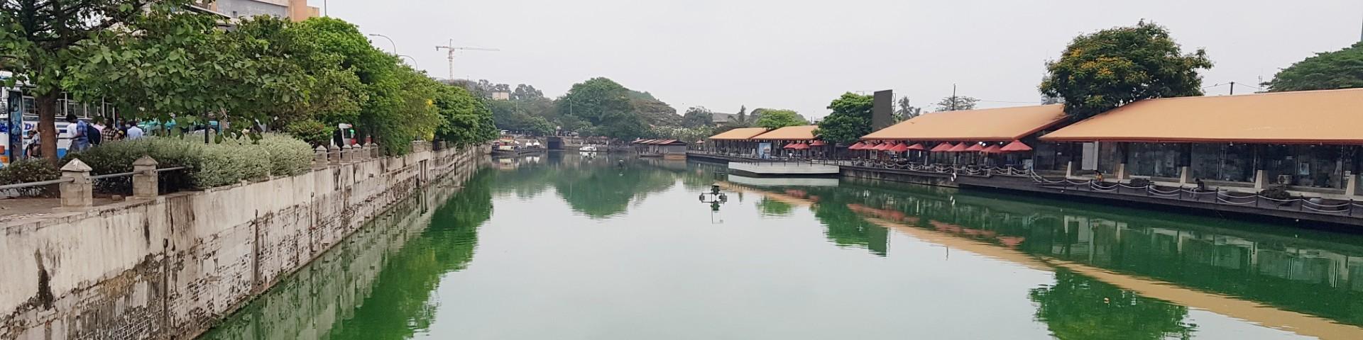 Pettah Floating Market, Port Area, Colombo
