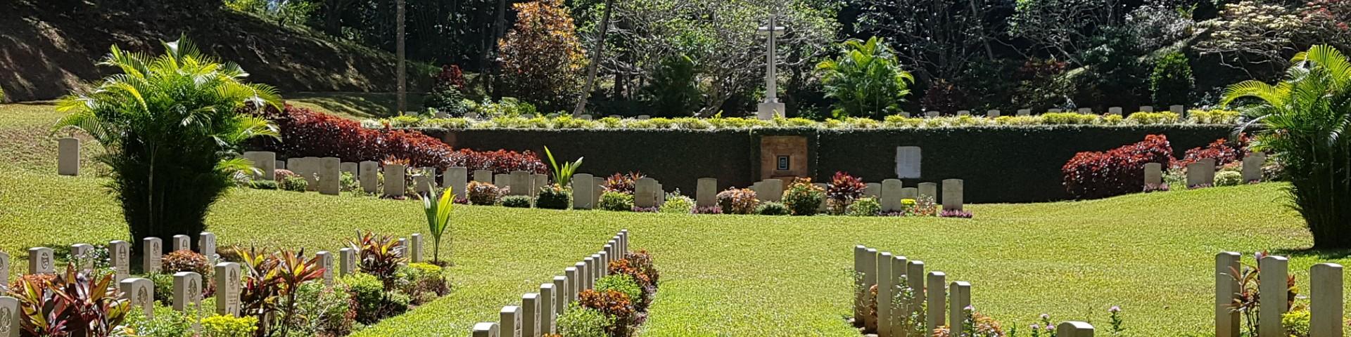 Kandy War Cemetery, Kandy