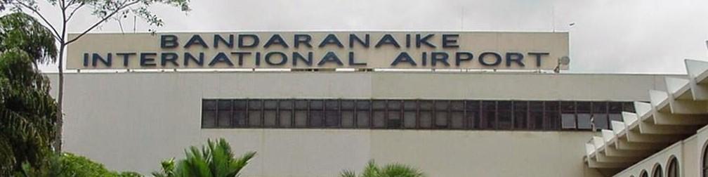 Bandaranaike International Airport, Colombo