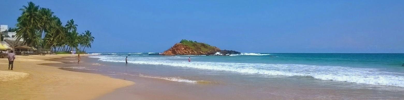 Mirissa Beach, Mirissa